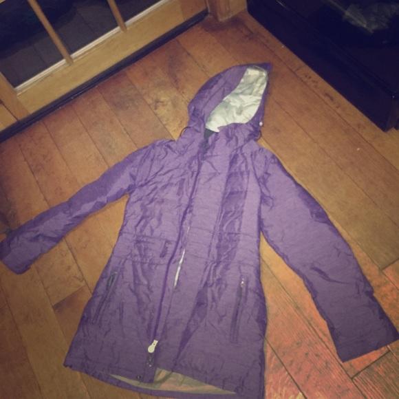bonfire Jackets & Blazers - Bonfire puffy jacket